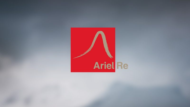 Red Ariel Re logo