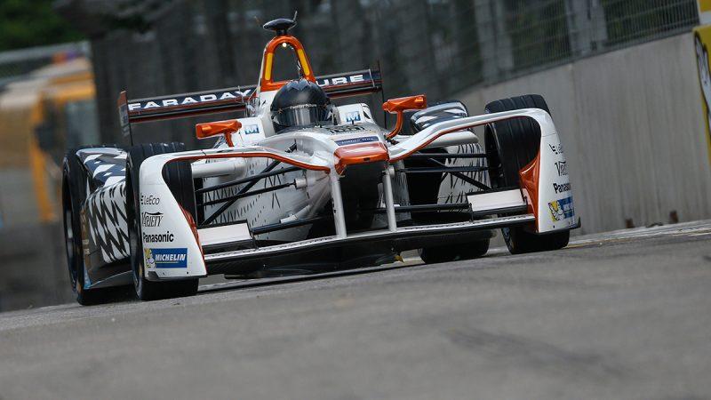 Future Faraday Dragon Racing