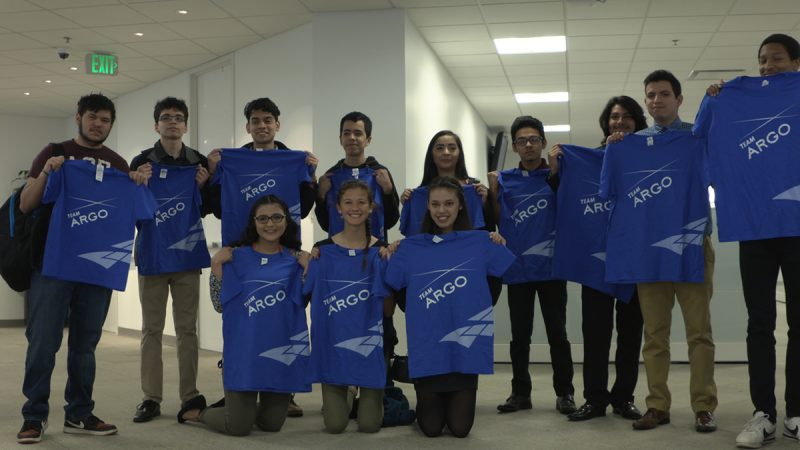Job Shadow Day at Argo Group