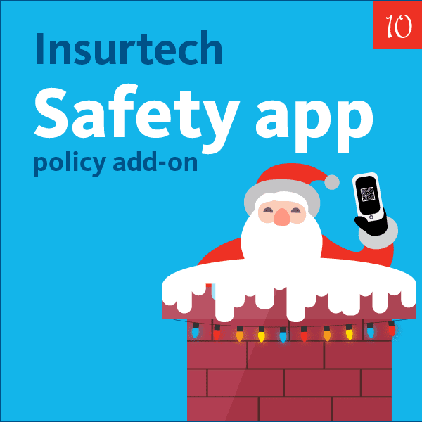 Insuretech Safety app policy add-on