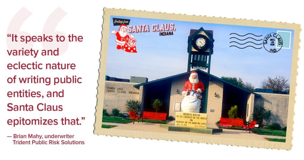 trident-insuring-town-of-santa-claus-indiana