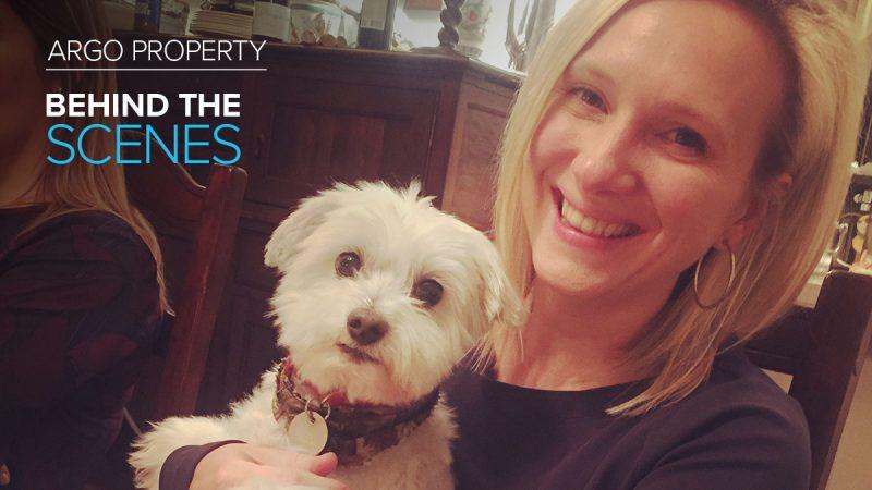 Argo Property employee Christi Hamilton