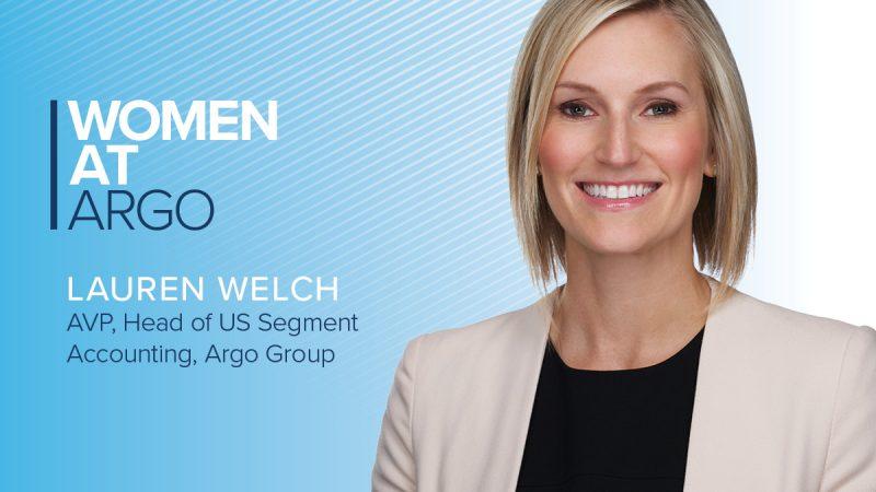 Women at Argo Lauren Welch