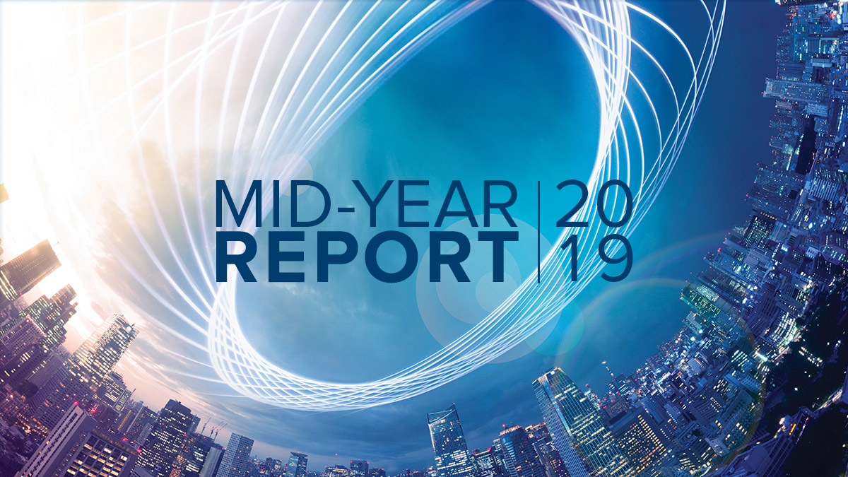 2019 Mid-Year Report cover