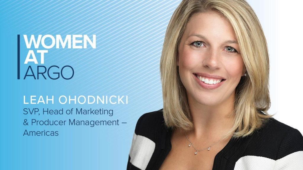 Women in Insurance Leah Ohodnicki
