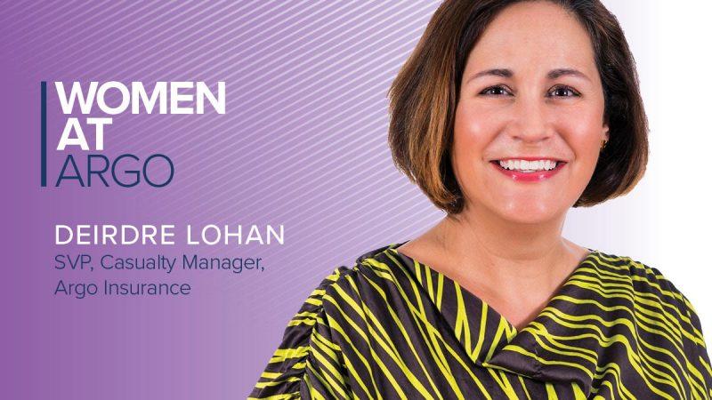 Women at Argo Dierdre Lohan