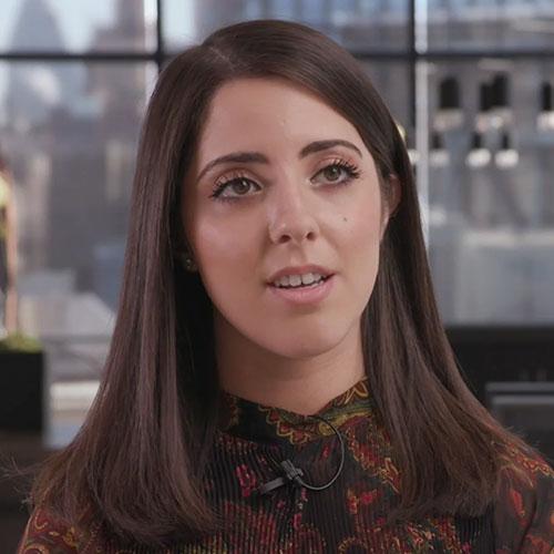 Argo employee Sara Shahgholami