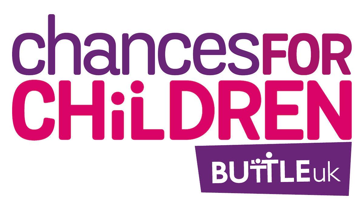 Chances for Children Butte UK logo