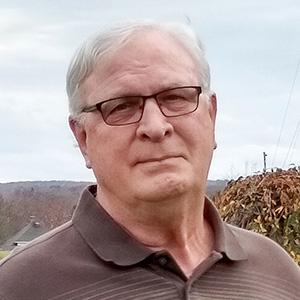David Friedline headshot