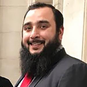 Omar Khan headshot